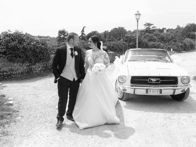 Il matrimonio di Enrico e Stefania a Castelnuovo del Garda, Verona 5