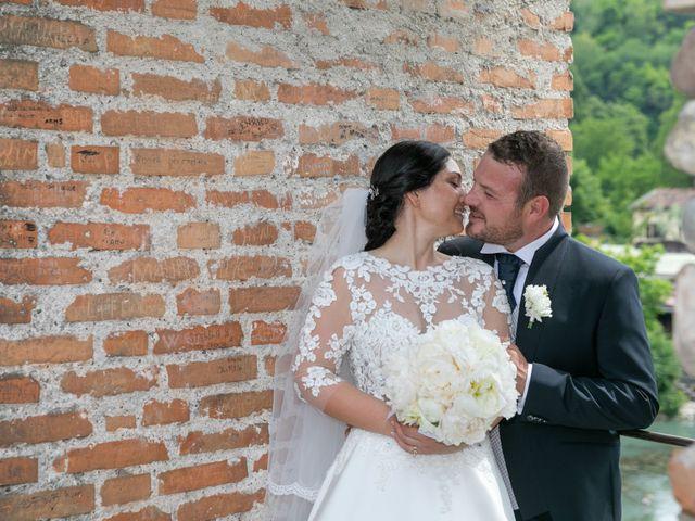 Il matrimonio di Enrico e Stefania a Castelnuovo del Garda, Verona 6