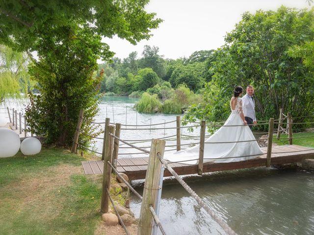 Il matrimonio di Enrico e Stefania a Castelnuovo del Garda, Verona 7