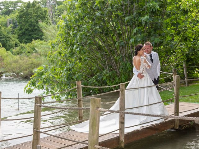 Il matrimonio di Enrico e Stefania a Castelnuovo del Garda, Verona 8