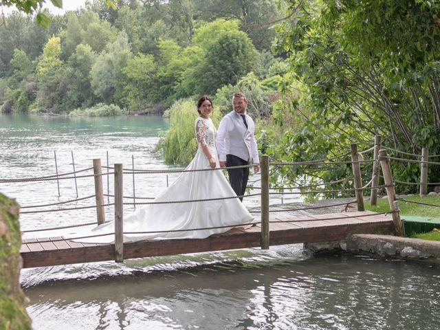 Il matrimonio di Enrico e Stefania a Castelnuovo del Garda, Verona 13