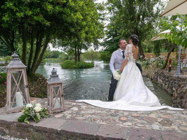 Il matrimonio di Enrico e Stefania a Castelnuovo del Garda, Verona 15