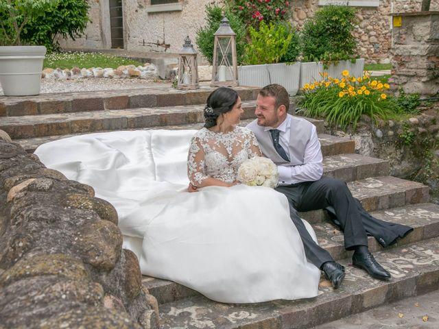 Il matrimonio di Enrico e Stefania a Castelnuovo del Garda, Verona 16