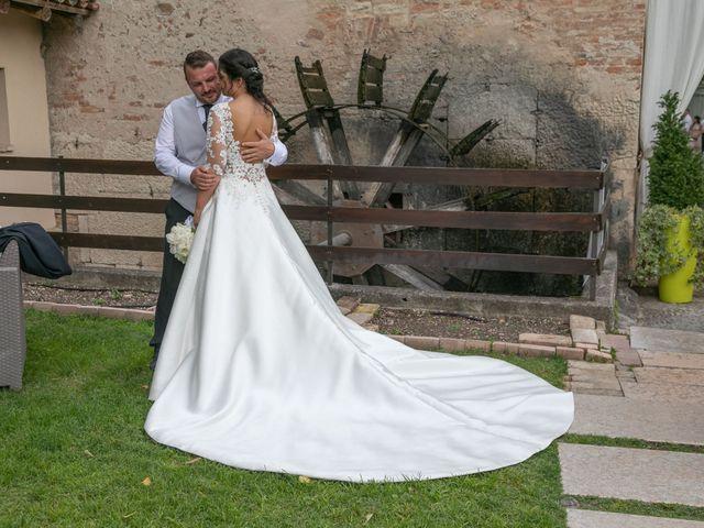 Il matrimonio di Enrico e Stefania a Castelnuovo del Garda, Verona 18