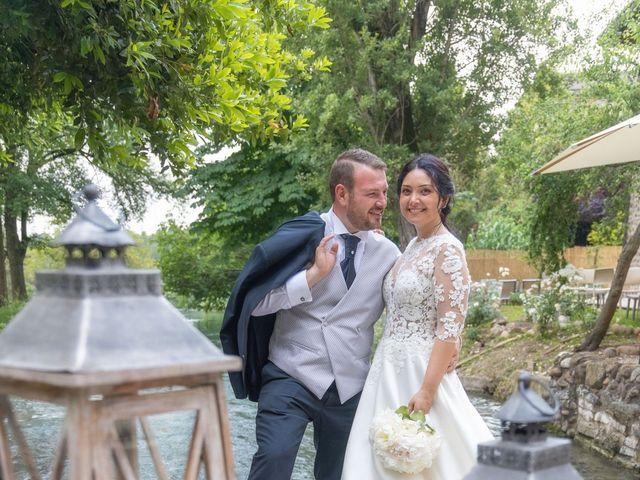 Il matrimonio di Enrico e Stefania a Castelnuovo del Garda, Verona 21