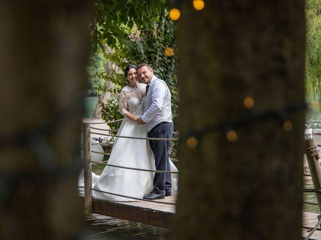 Il matrimonio di Enrico e Stefania a Castelnuovo del Garda, Verona 22