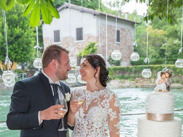 Il matrimonio di Enrico e Stefania a Castelnuovo del Garda, Verona 29