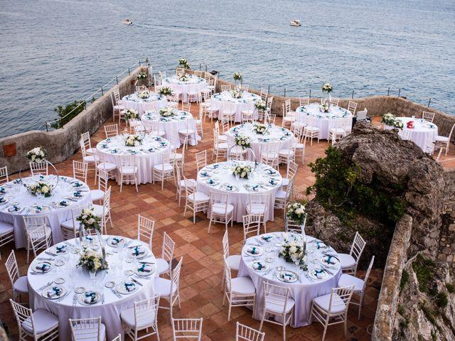 Il matrimonio di Felice e Stefania a Cetara, Salerno 1