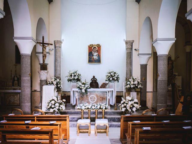 Il matrimonio di Felice e Stefania a Cetara, Salerno 15