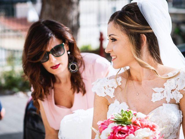 Il matrimonio di Felice e Stefania a Cetara, Salerno 17