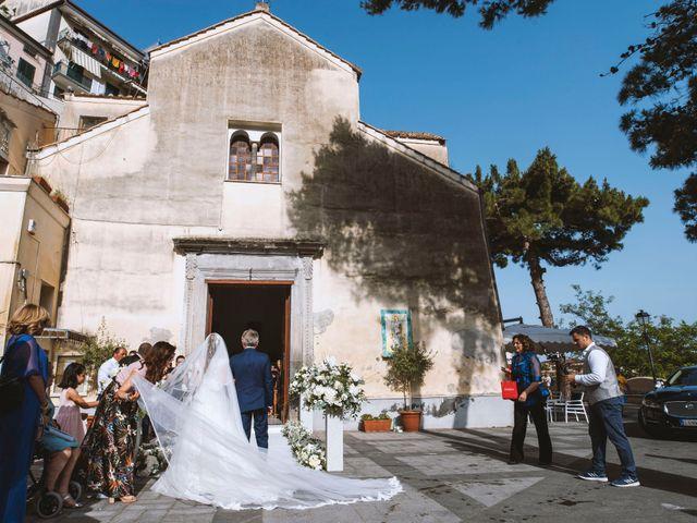 Il matrimonio di Felice e Stefania a Cetara, Salerno 19