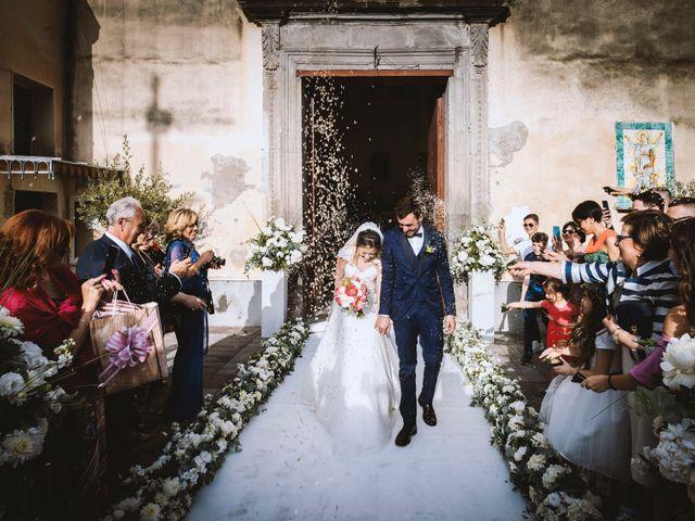 Il matrimonio di Felice e Stefania a Cetara, Salerno 26