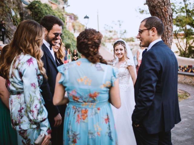 Il matrimonio di Felice e Stefania a Cetara, Salerno 27