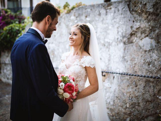 Il matrimonio di Felice e Stefania a Cetara, Salerno 28