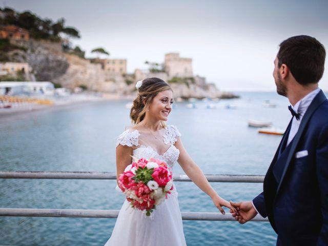 Il matrimonio di Felice e Stefania a Cetara, Salerno 31