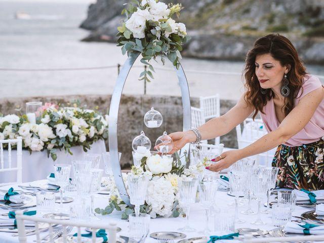 Il matrimonio di Felice e Stefania a Cetara, Salerno 36