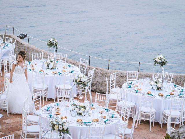 Il matrimonio di Felice e Stefania a Cetara, Salerno 41