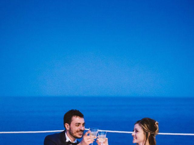 Il matrimonio di Felice e Stefania a Cetara, Salerno 42