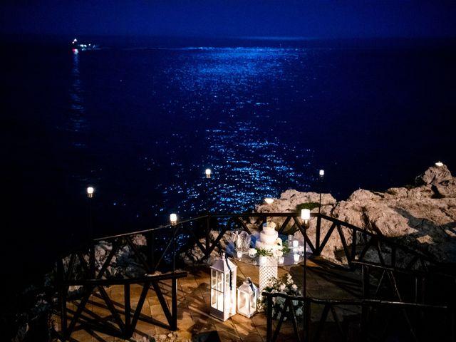 Il matrimonio di Felice e Stefania a Cetara, Salerno 45