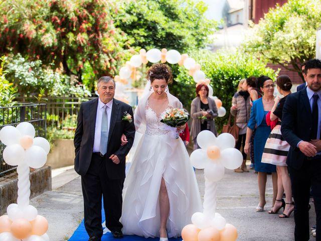 Il matrimonio di Salvatore e Michela a Montoro Superiore, Avellino 15