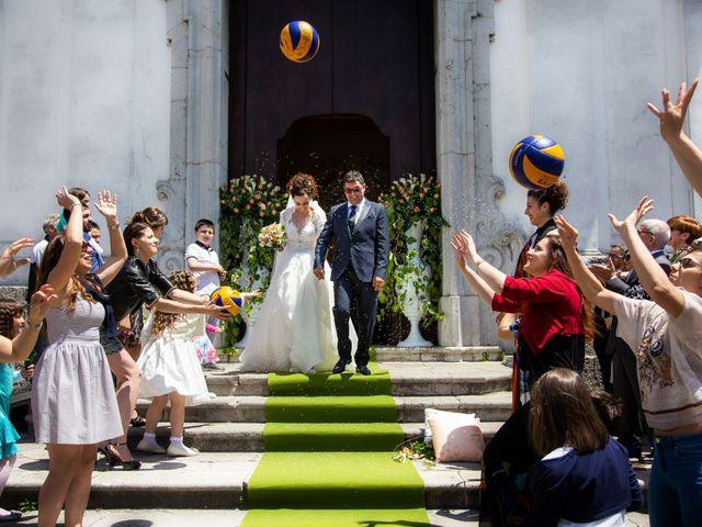 Il matrimonio di Salvatore e Michela a Montoro Superiore, Avellino 16