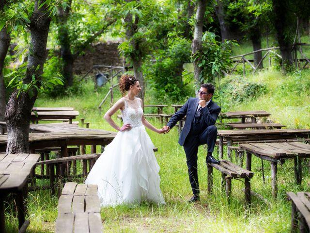Il matrimonio di Salvatore e Michela a Montoro Superiore, Avellino 19