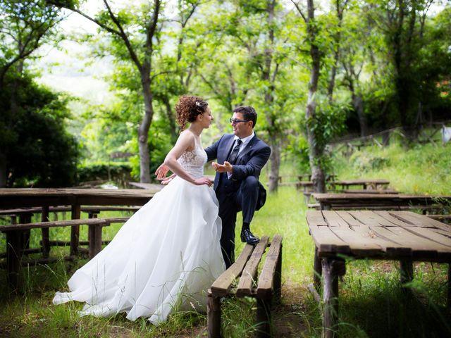 Il matrimonio di Salvatore e Michela a Montoro Superiore, Avellino 20