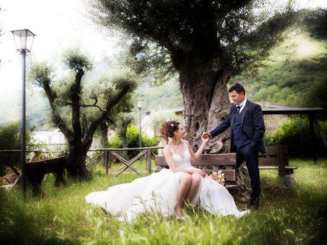 Il matrimonio di Salvatore e Michela a Montoro Superiore, Avellino 21