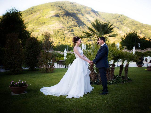 Il matrimonio di Salvatore e Michela a Montoro Superiore, Avellino 22