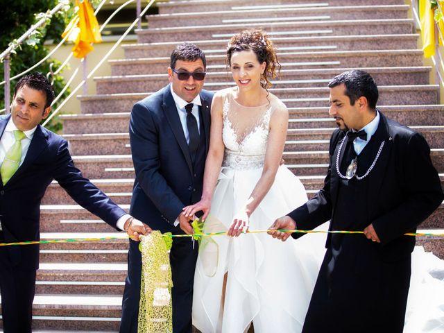Il matrimonio di Salvatore e Michela a Montoro Superiore, Avellino 24