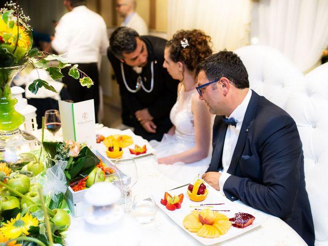 Il matrimonio di Salvatore e Michela a Montoro Superiore, Avellino 25