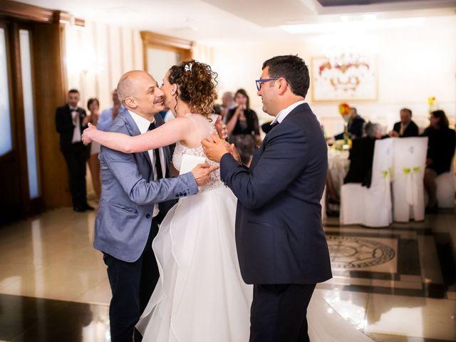 Il matrimonio di Salvatore e Michela a Montoro Superiore, Avellino 27