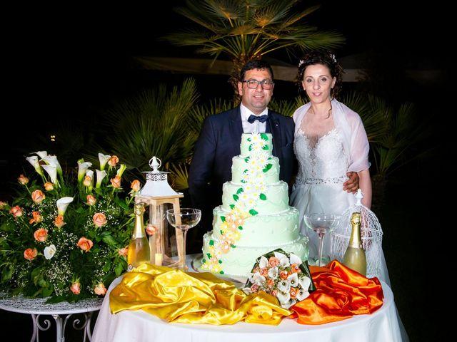 Il matrimonio di Salvatore e Michela a Montoro Superiore, Avellino 32