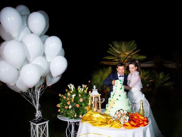 Il matrimonio di Salvatore e Michela a Montoro Superiore, Avellino 33
