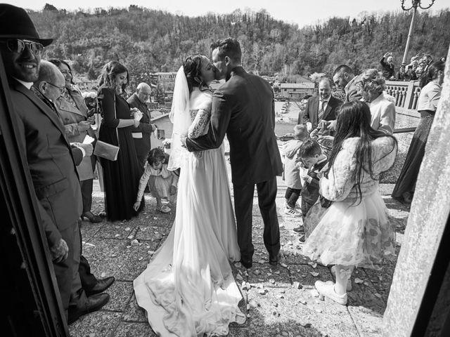 Il matrimonio di Luca e Laura a Lecco, Lecco 15
