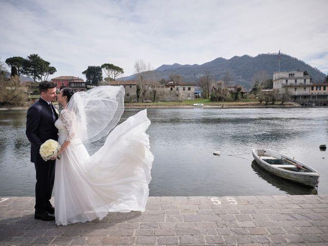 Il matrimonio di Luca e Laura a Lecco, Lecco 17