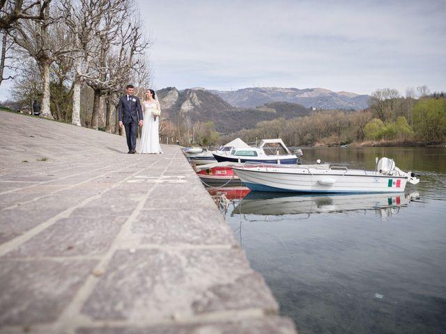 Il matrimonio di Luca e Laura a Lecco, Lecco 18