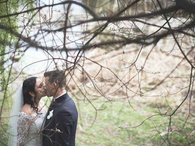 Il matrimonio di Luca e Laura a Lecco, Lecco 19