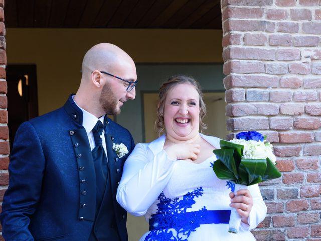 Il matrimonio di Enzo e Valentina a Brandizzo, Torino 24