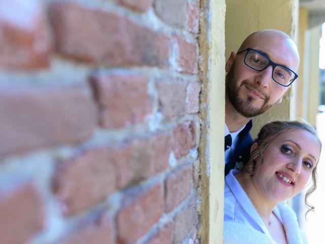 Il matrimonio di Enzo e Valentina a Brandizzo, Torino 25