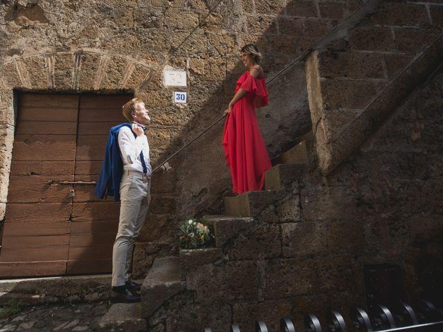 Il matrimonio di Alessandro e Carlotta a Vejano, Viterbo 31