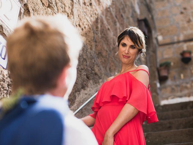 Il matrimonio di Alessandro e Carlotta a Vejano, Viterbo 32