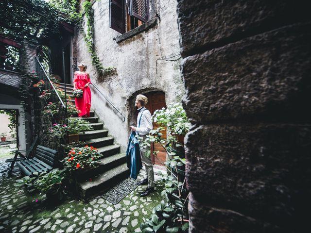Il matrimonio di Alessandro e Carlotta a Vejano, Viterbo 35