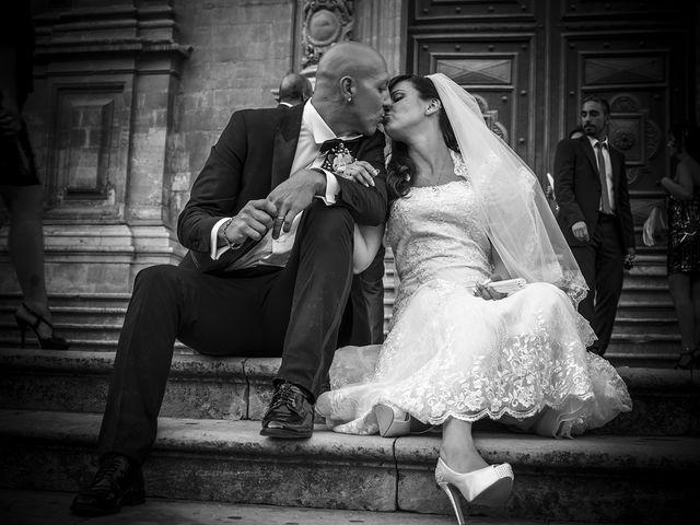 le nozze di Zenaide e Stefano