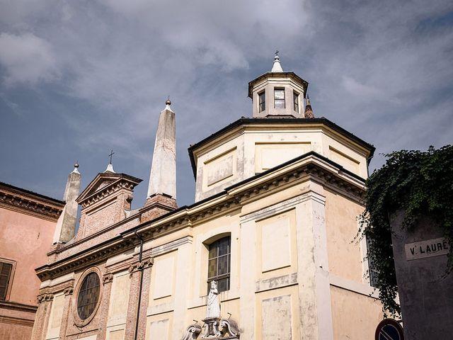 Il matrimonio di Niccolò e Elisa a Grumello Cremonese ed Uniti, Cremona 7