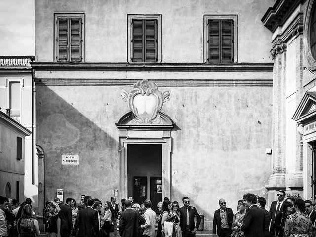 Il matrimonio di Niccolò e Elisa a Grumello Cremonese ed Uniti, Cremona 8