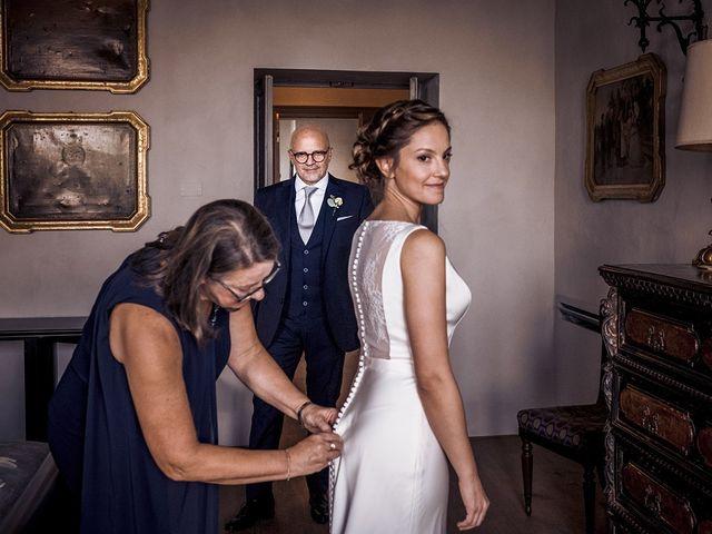 Il matrimonio di Niccolò e Elisa a Grumello Cremonese ed Uniti, Cremona 11