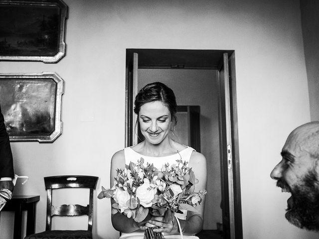 Il matrimonio di Niccolò e Elisa a Grumello Cremonese ed Uniti, Cremona 12