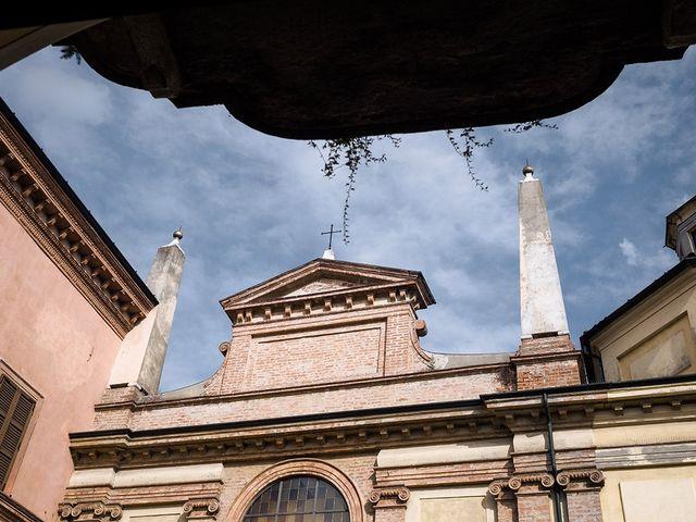 Il matrimonio di Niccolò e Elisa a Grumello Cremonese ed Uniti, Cremona 18