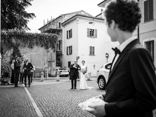 Il matrimonio di Niccolò e Elisa a Grumello Cremonese ed Uniti, Cremona 20